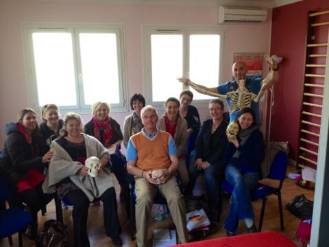 KCS kinesiologie cranio sacrée aubagne promotion avril 2014